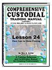 Lesson 24 – Floor Care for Stone Flooring - ebook