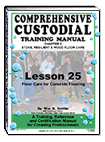 Lesson 25 – Floor Care for Concrete Flooring - ebook